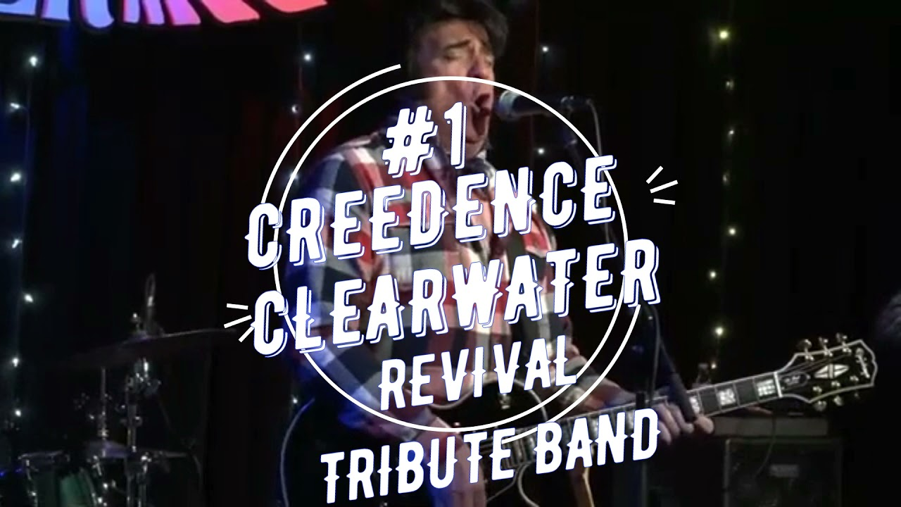 Book The Ultimate Creedence Clearwater Revival Tribute Today!