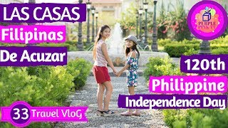 Las Casas Filipinas de Acuzar PROMO 120th Philippines Independence Day 2018 | Purple Pink TV