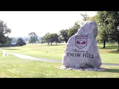 Ohio's Haunted Golf Course / Snow Hill Country Club and Banquet Center New Vienna, Ohio