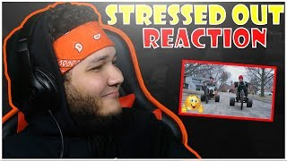 🔥🎵 REACTION!! 🎵🔥 twenty one pilots: Stressed Out [OFFICIAL VIDEO]