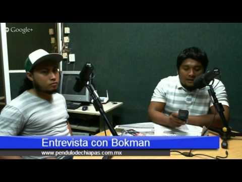 Bokman Corona - Zona Under 09/08/13 - Péndulo Radio