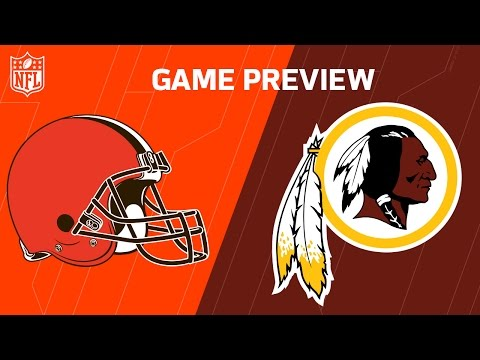 Browns vs. Redskins (Week 4 Preview) | Around the NFL Podcast | NFL