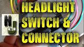 1996 Jeep Cherokee Headlight Switch - - 1996 Jeep Cherokee Headlight Switch