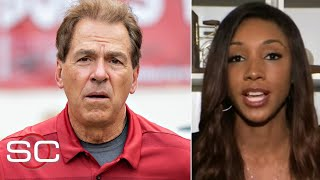 Nick Saban Is Considering OTA Days Instead Of Extending Camp - Maria Taylor | SportsCenter