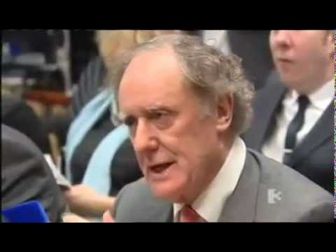 Bancher lasat fara cuvinte de un jurnalist adevarat