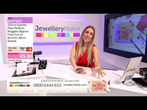 JewelleryMaker LIVE 14/02/17 - 6-11pm
