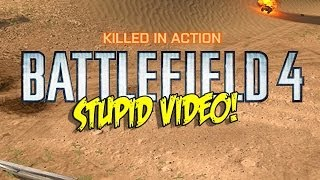battlefield 4 stupid video jet t bags tank killed in action rage china rising funny moments