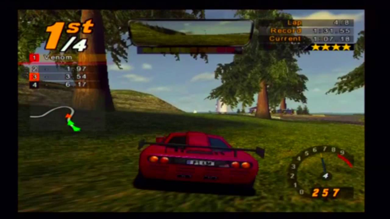 Need For Speed Hot Pursuit 2 Ps2 Mclaren F1 Lm Vs Police Youtube