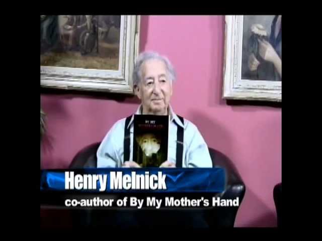 Survivor Henry Melnick talks about By My Mother's Hand