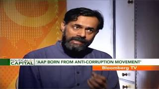 Political Capital - Current Election To Be Anti-Establishment: Yogendra Yadav