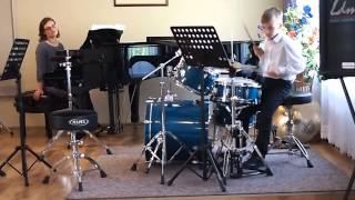 Mateusz Kopiński - Perkusja, Kl II