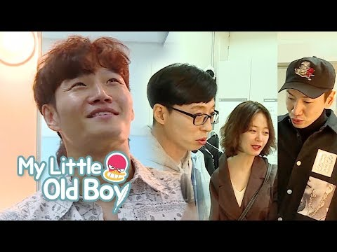 Jae Suk, Kwang Soo And So Min Come To Cheer For Jong Kook [My Little Old Boy Ep 135]