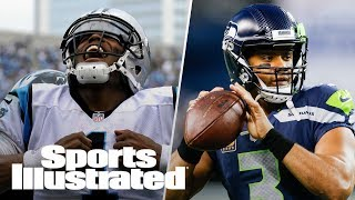 Would You Rather Run An Offense With Cam Newton Or Russell Wilson? | SI NOW | Sports Illustrated