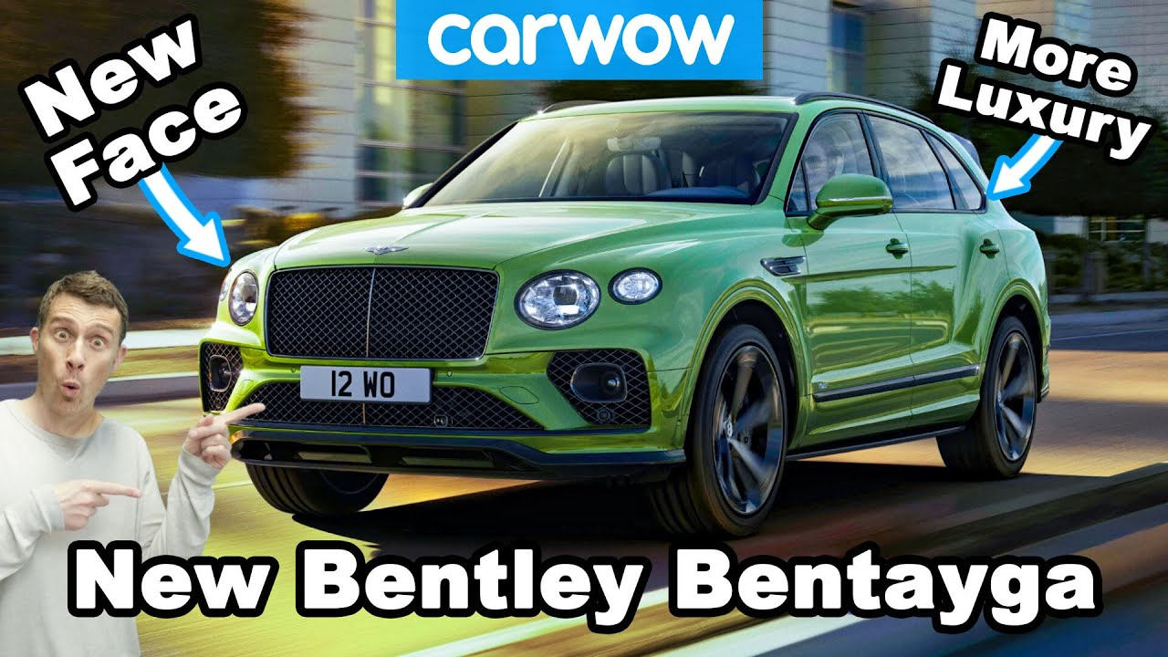 New Bentley Bentayga 2021 thumbnail