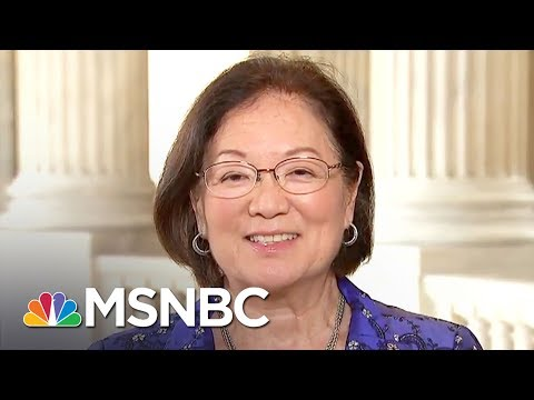 Sen. Mazie Hirono On GOP 'Skinny Repeal' Plan: 'It's Just A Ploy' | The Beat With Ari Melber | MSNBC