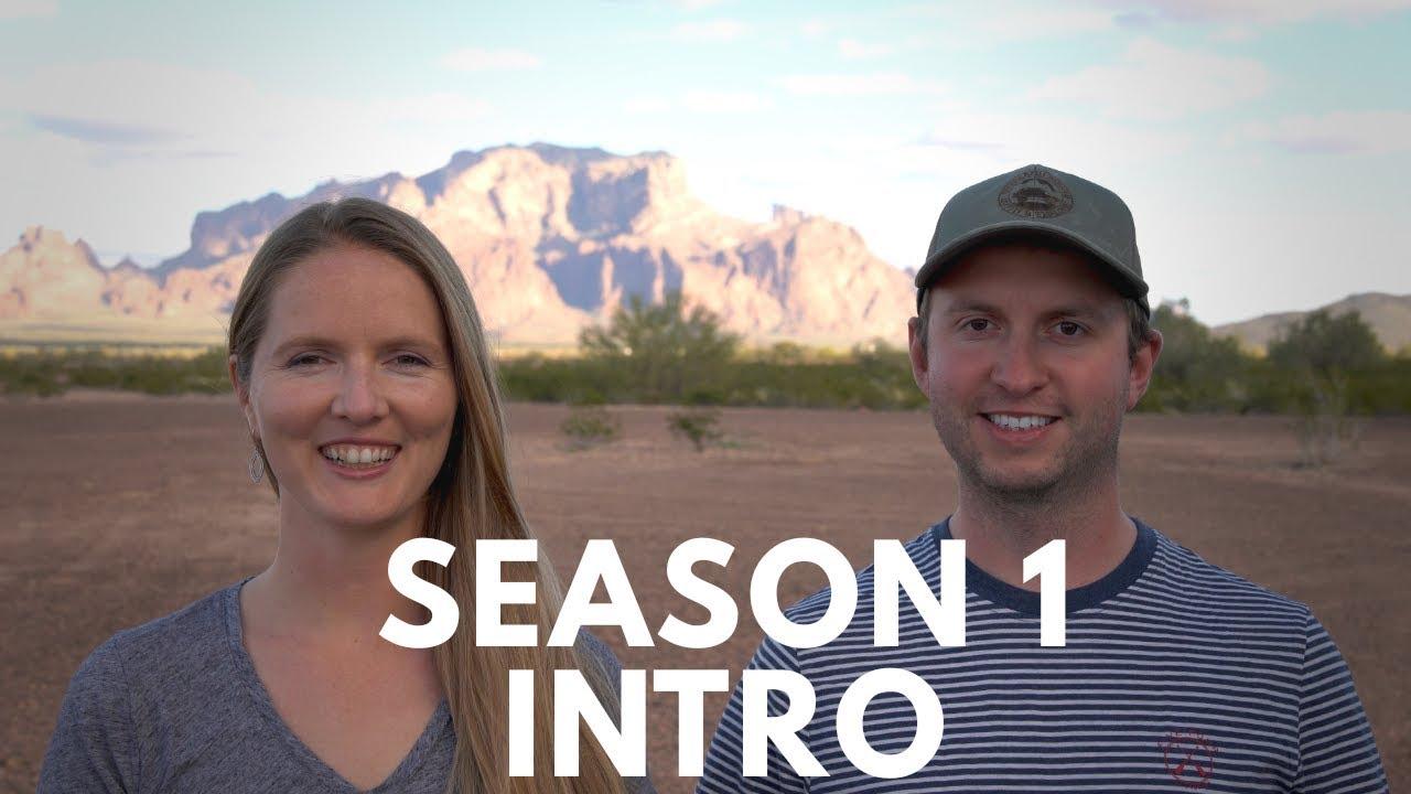 National Parks Road Trip || Southern New Mexico & Arizona || Season 1 Intro