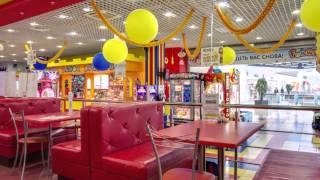Семейный развлекательный центр Fun City в ТЦ Калейдоскоп