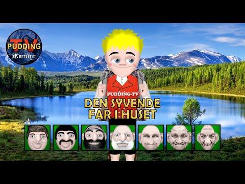 Den syvende far i huset - Norske folkeeventyr