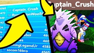 BATTLING THE 11th BEST PLAYER IN POKEMON BRICK BRONZE!