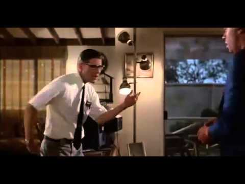 back to the future dance of george mcfly youtube. Black Bedroom Furniture Sets. Home Design Ideas