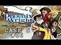 EDGEWORTH HELLA DRUNK- Phoenix Wright Ace Attorney Case 5 Ep 36