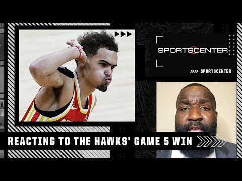 76ers need a 'coming to Jesus meeting' after Game 5 loss to Hawks - Kendrick Perkins | SportsCenter