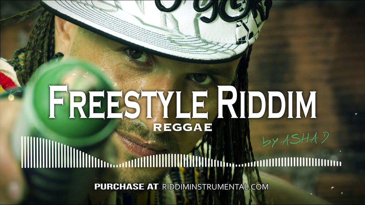 Freestyle riddim - Fresh reggae instrumental - RI by Asha D