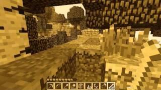 Minecraft - Туда где заходит солнце и луна(2/3 часть)