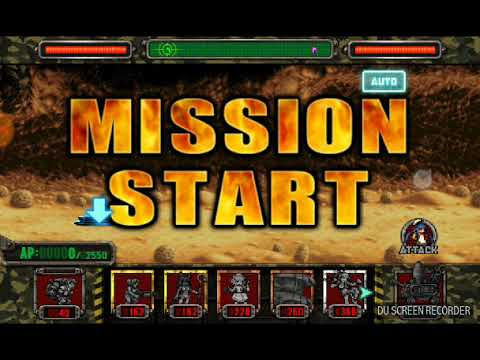 Recordando al Jupiter King - Metal Slug Attack