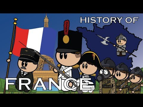 The Animated History of France