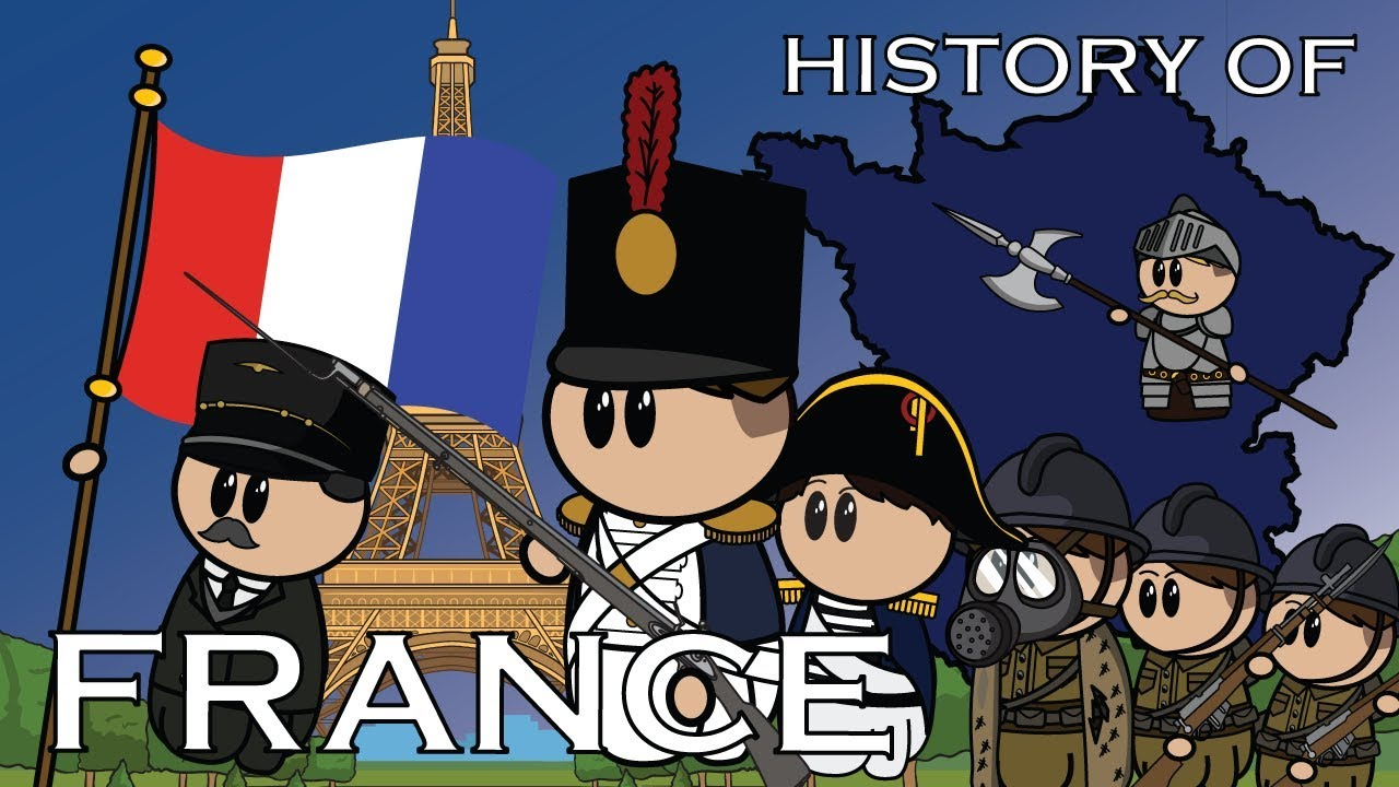 a history of france France: france, country of northwestern europe historically and culturally  among the most important nations in the western world, france has.