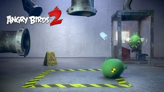 Angry Birds 2 – Test Piggies: The Blizzard