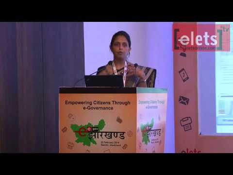 eJharkhand 2014 - Best Practices in competency in Govt departments and PSUs