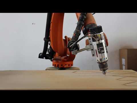 Crown - Robotic Fibreboard Fabrication