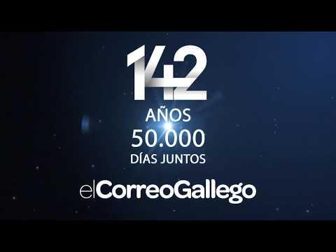50.000 números del periódico El Correo Gallego