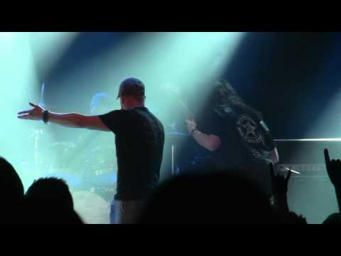 All That Remains LIVE Pernicious : Amsterdam, NL :