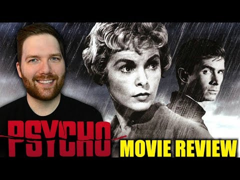 Psycho - Movie Review