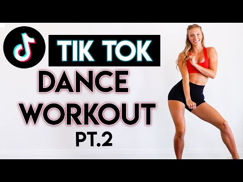 15 MIN TIKTOK DANCE PARTY WORKOUT pt.2 Full Body/No Equipment