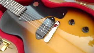 2019 Gibson Les Paul Junior UNBOXING