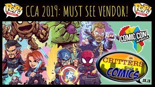 Comic Con Africa 2019: Must See Stall!