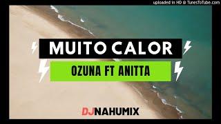 MUITO CALOR REMIX - OZUNA ✘ANITTA ✘ DJ NAHUMIX [FIESTERO REMIX]