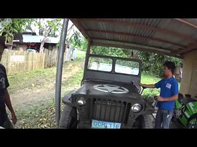 MD Juan Jeep In A Crate Video | TravelerBase | Traveling