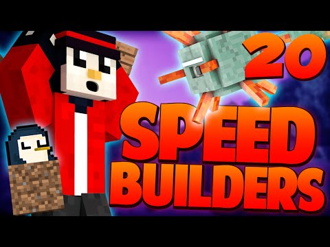 Minecraft Speed Builders - Elefantul Ce Arunca Apa! [Ep.20]
