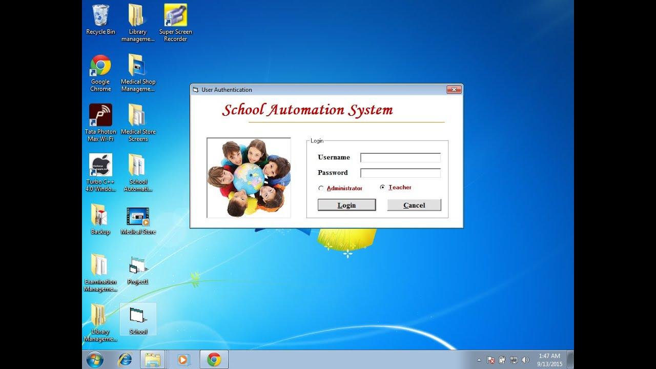 School Management Software Vb6 Source Code - displaylivin