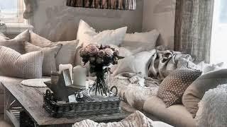 50+ Amazing Farmhouse Living Room Design Ideas