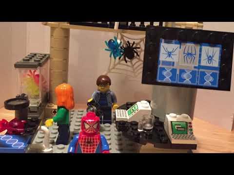 Spider-Man The Origins set 4851
