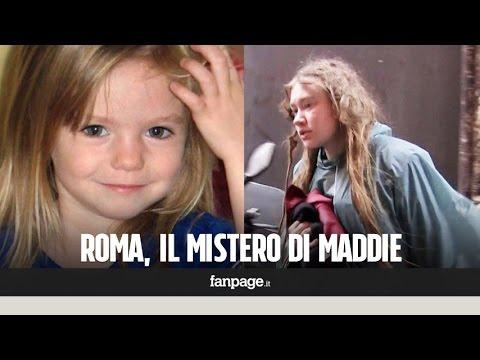 La scomparsa di Maddie, parla la senzatetto avvistata a Roma: 'Non so chi sia'