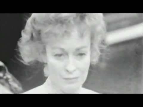Eileen Heckart in THE LITTLE FOXES   1957 Hallmark Hall of Fame