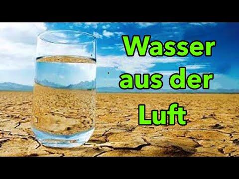 TRINKWASSER Für ALLE - Wie Man Wasser Aus Der Wüstenluft Gewinnt