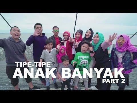 Tipe Tipe Anak Banyak Traveling Part 2 - Gen Halilintar